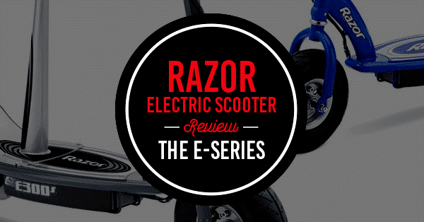 Razor Electric Scooter Review The E-Series