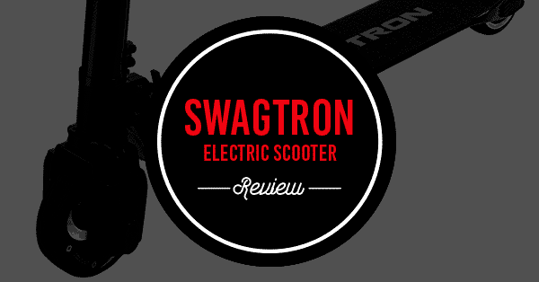 swagtron electric scooter review