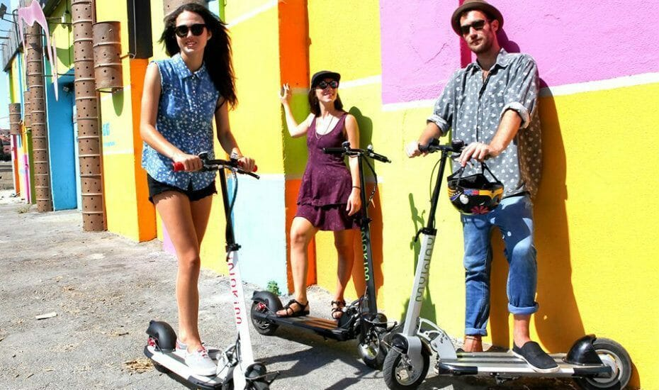 electric scooter commuting tips