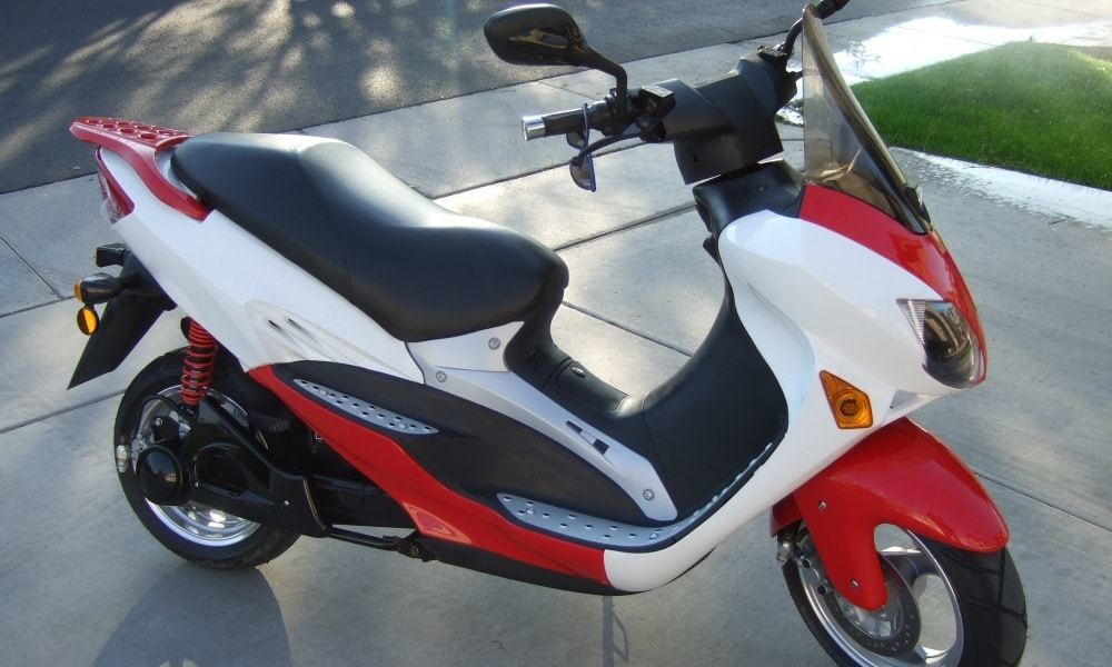 know about a 150cc scooter