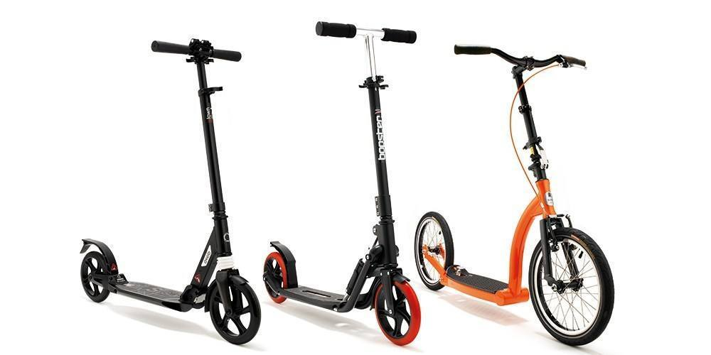 Adult Scooters vs Teenagers Scooters
