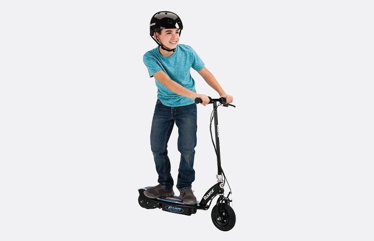 Drive Electric Scooter easy ways