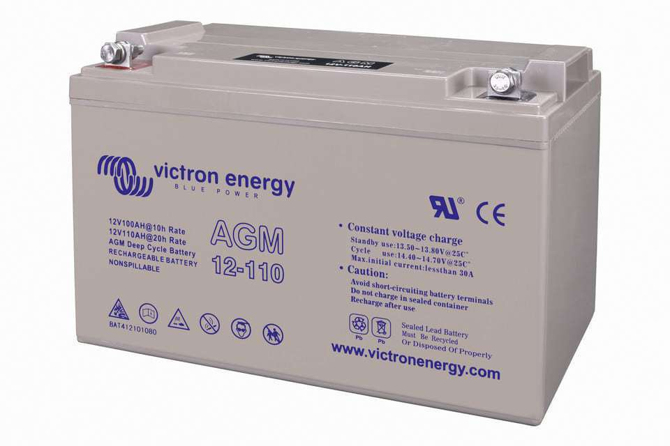 Does A Marine Deep Cycle Battery Discharge When Not In Use