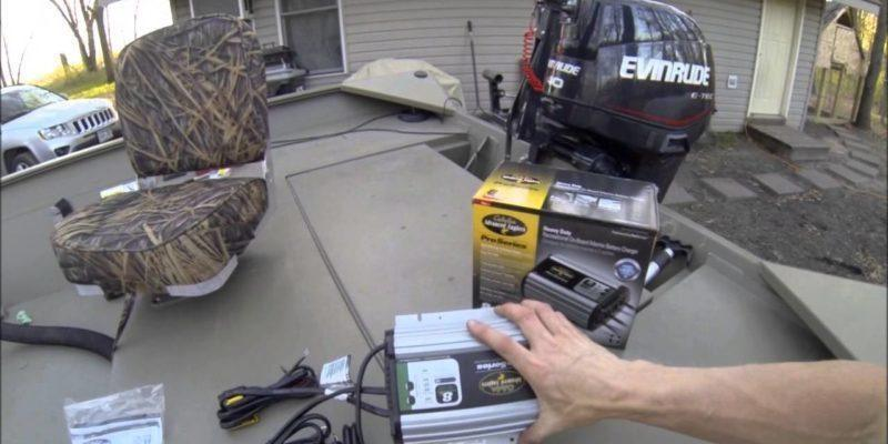 How To Charge A Deep Cycle Marine Battery