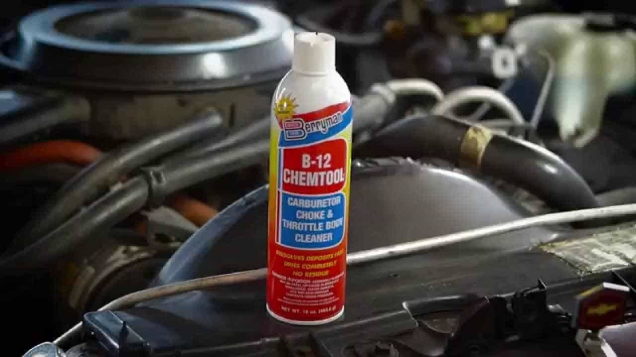 b12 carburetor cleaner