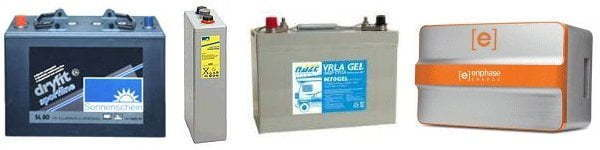 deep cycle battery types new