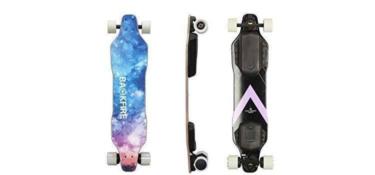 Carving Longboards types