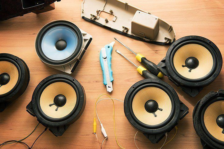 How To Install Component Speakers With Crossover