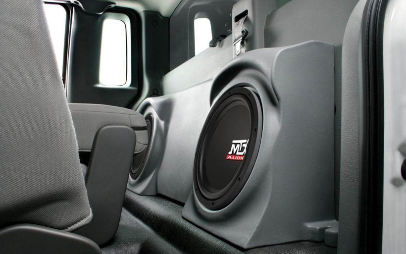 How To Reduce Vibration From Subwoofer In Car
