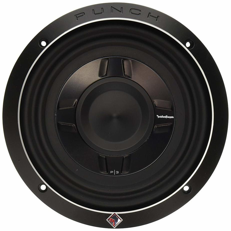 Rockford Fosgate P3SD2-8 8 inch Dual 2-Ohm Punch Series