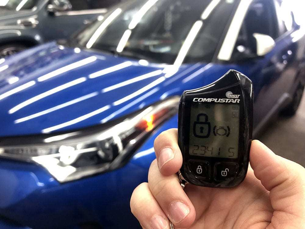 how remote start works