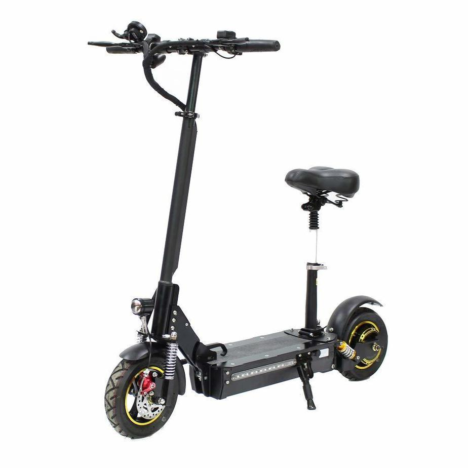 NANROBOT D3 10 inch Foldable Lightweight 1000W Fat tire Electric Scooter
