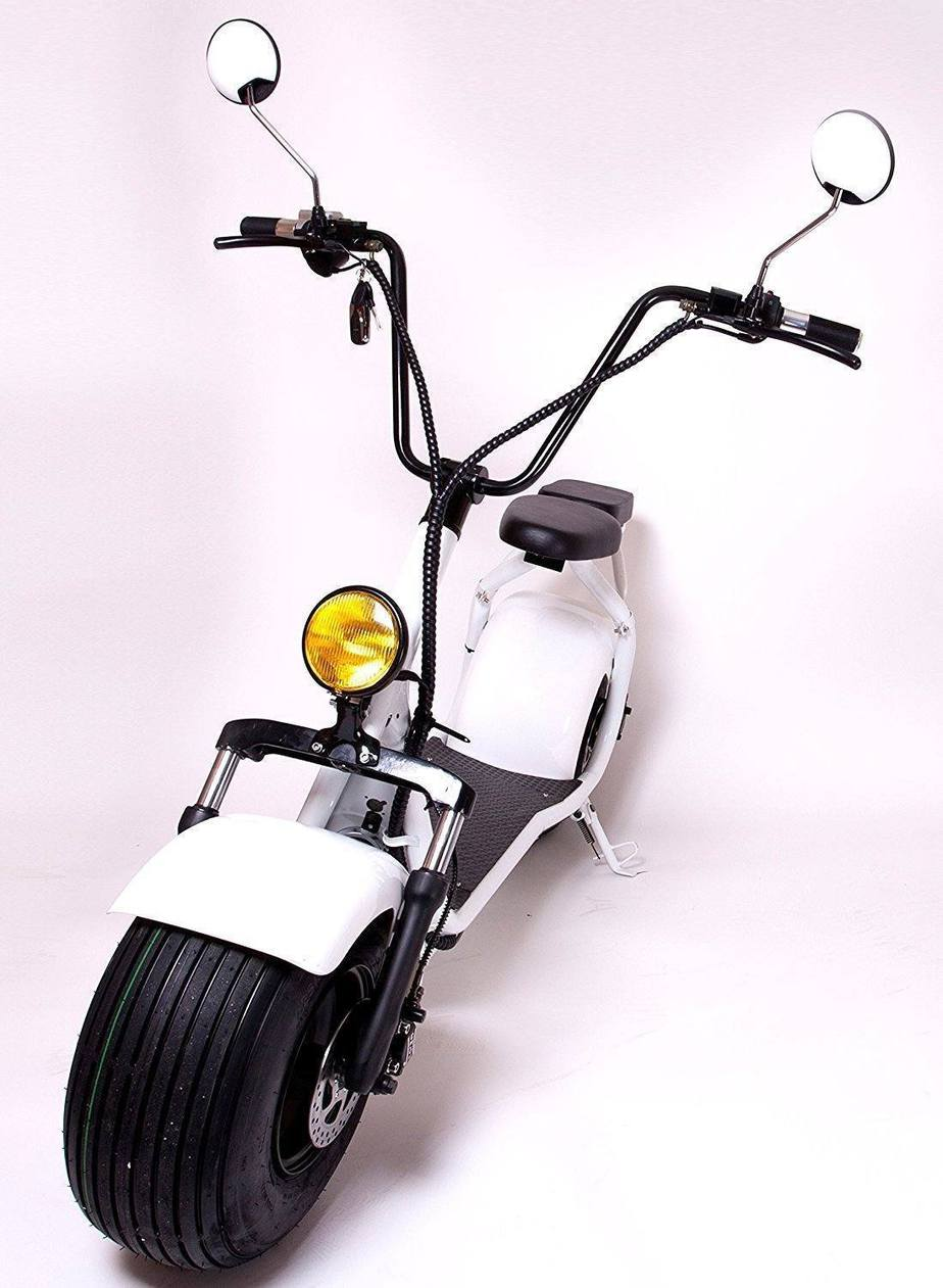 eDrift UH-ES295 2.0 32MPHElectric Fat Tire Scooter Moped