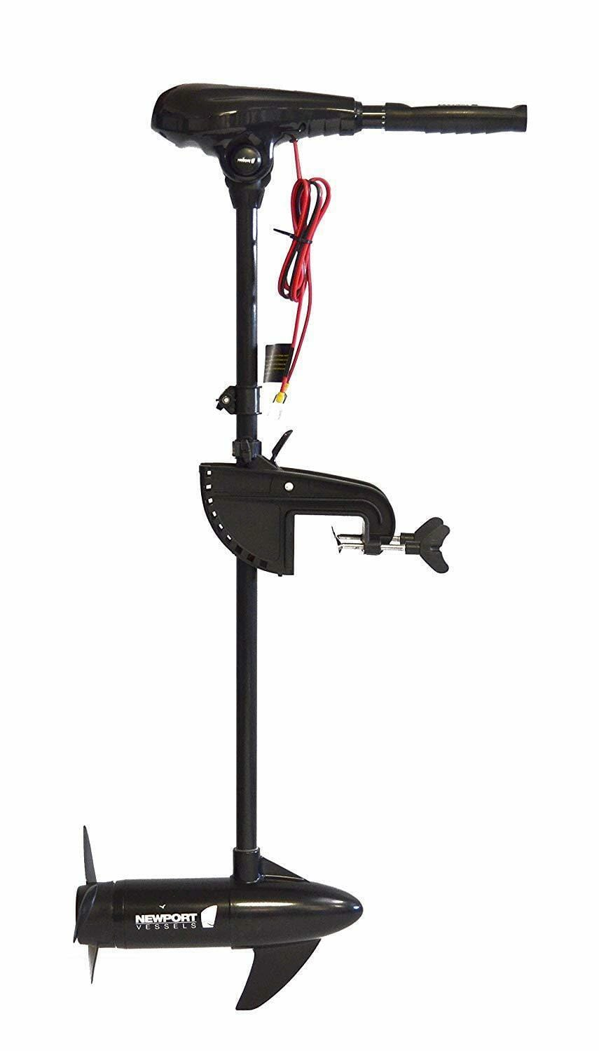 Newport Vessels X-Series 55lb Thrust Transom Mounted Saltwater Electric Trolling Motor