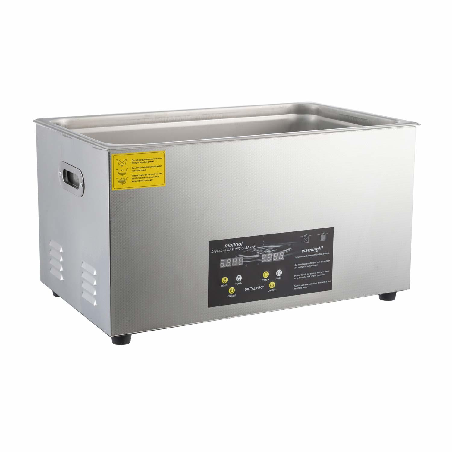 Taihan 's Ultrasonic Cleaner with Heater For Carburetors & Guns