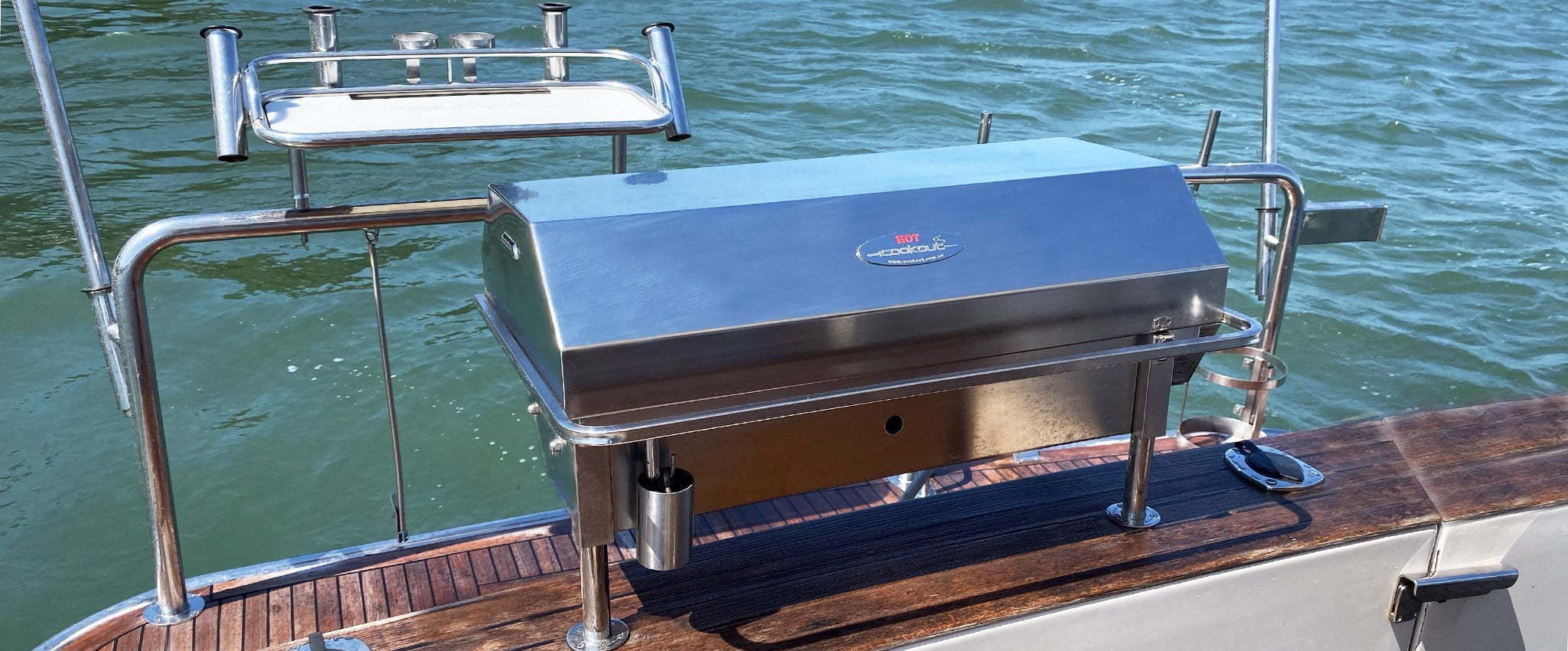 How To Clean A Boat Grill In Easy Way