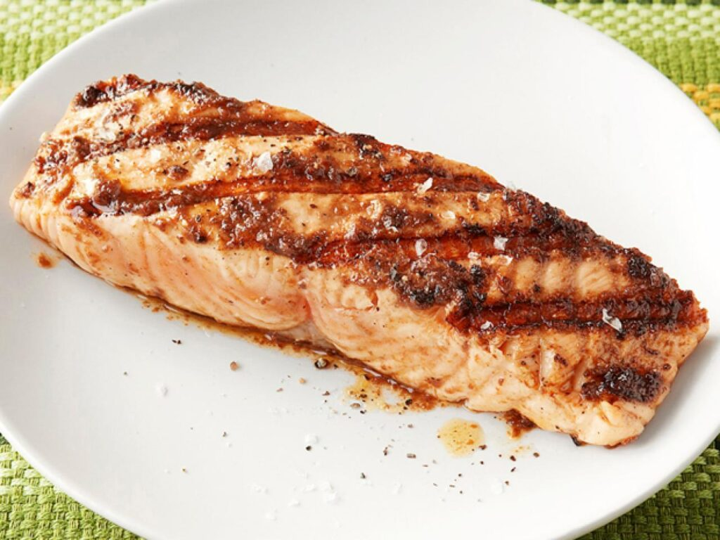 Quick Grilled Fish Recipe-best Pontoon Boat Grill Ideas