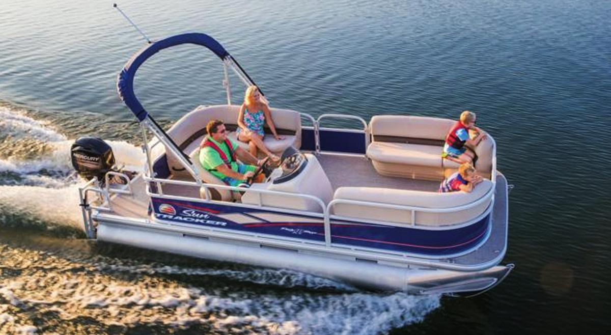 Sun Tracker Pontoon Boats >> Sun Tracker Pontoon Boat Grill Abc Benfits With