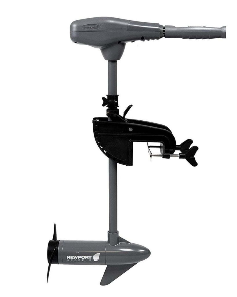 36lb-Thrust-Transom-Mounted-Saltwater-Electric-Trolling-Motor