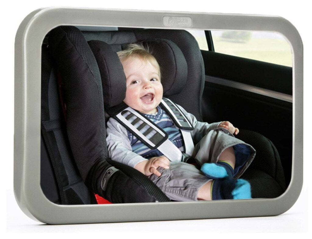 Baby & Mom Rear View Baby Mirror