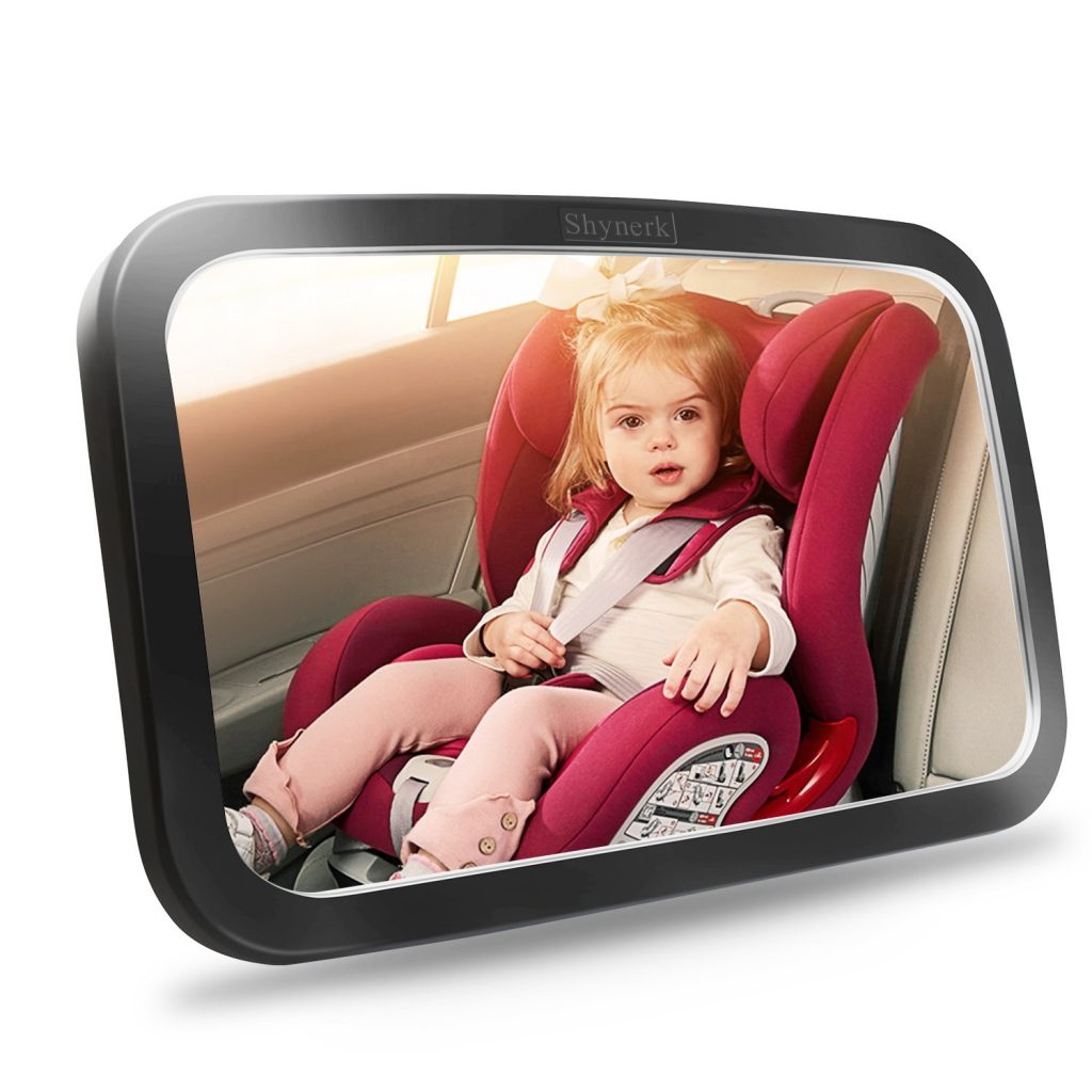 Fully Assembled Crash Tested and Certified car mirror