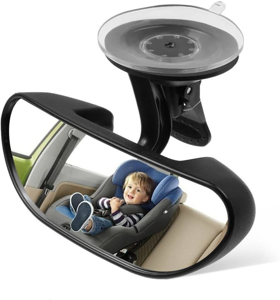 Ideapro Baby Car Backseat Mirror