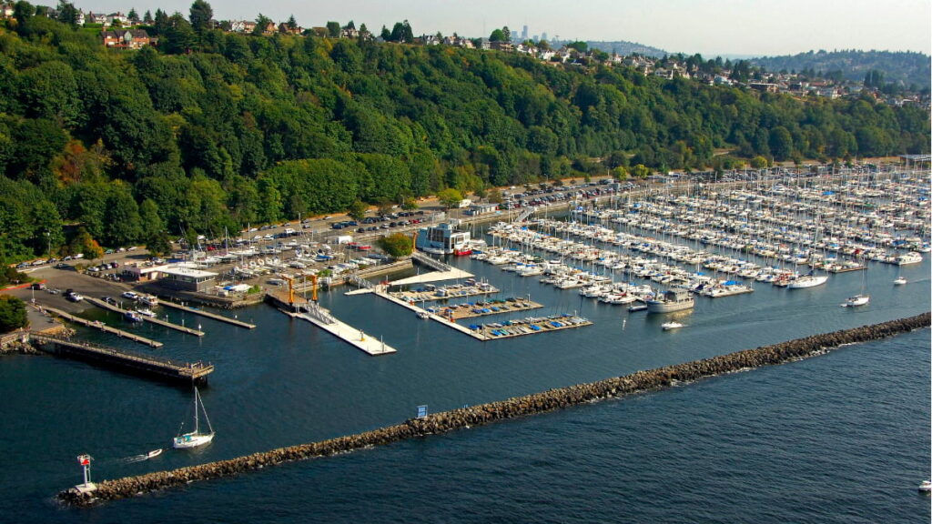 Corinthian Yacht Club of Seattle