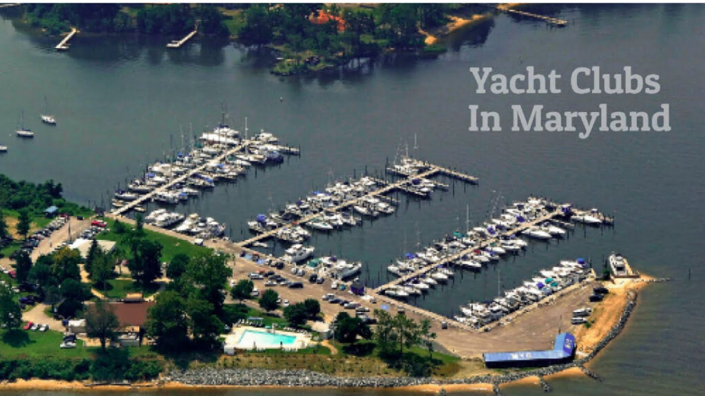Yacht Clubs in Maryland
