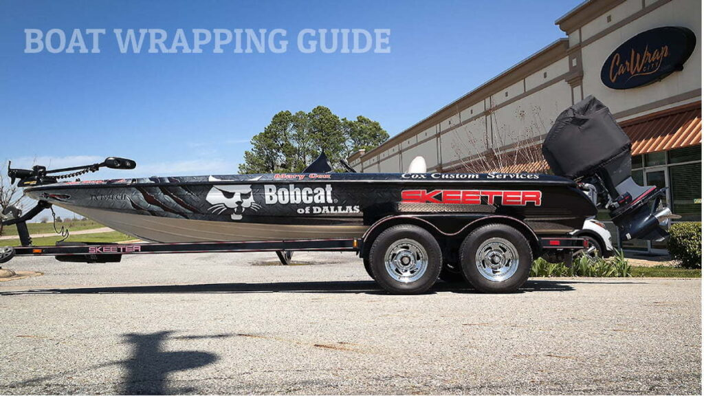 boat wrapping cost