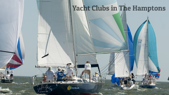 Yacht Clubs in The Hamptons
