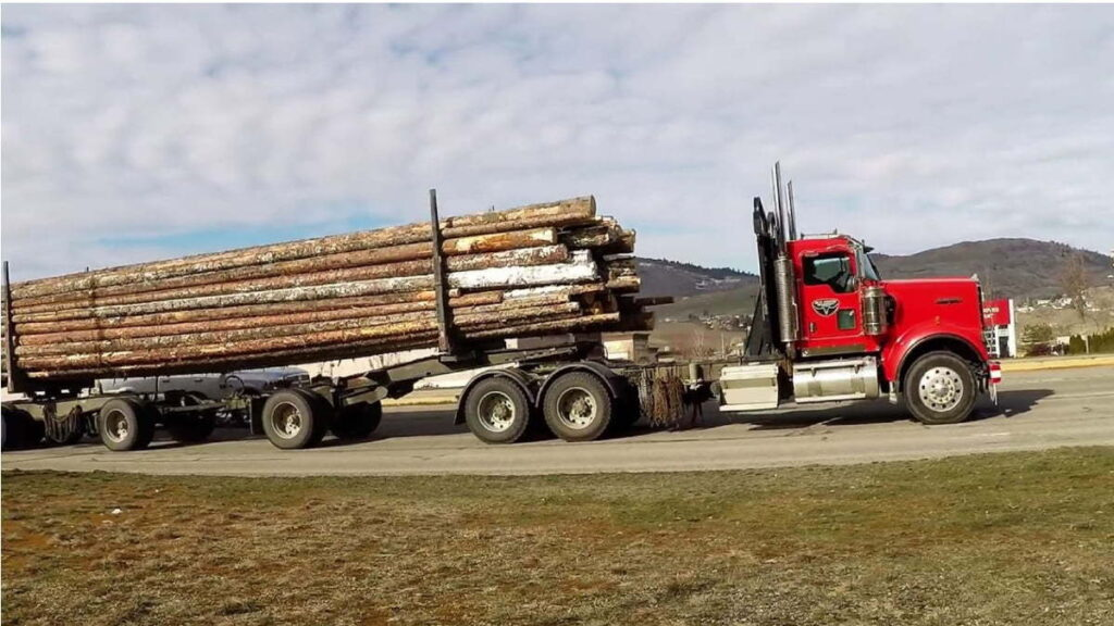 commercial log truck insurance companies