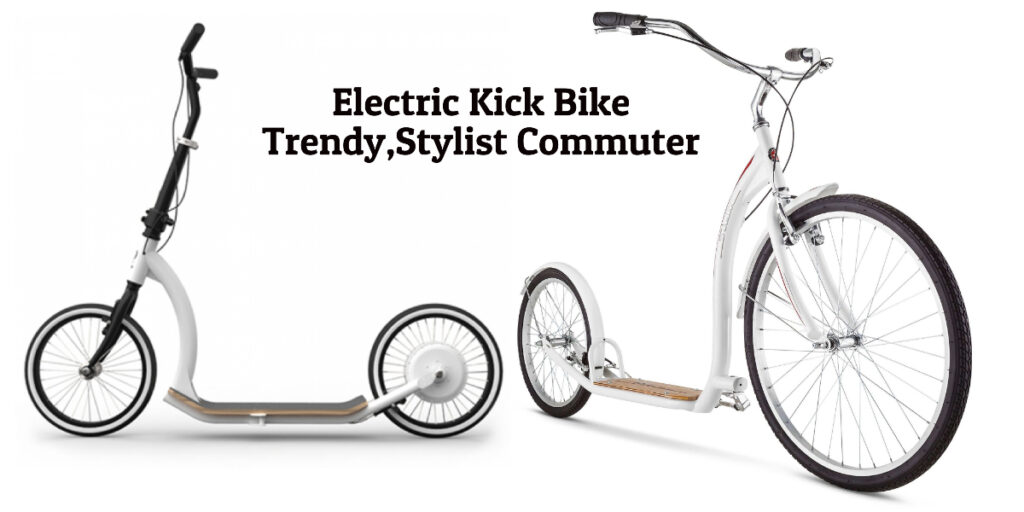 Electric Kick Bike