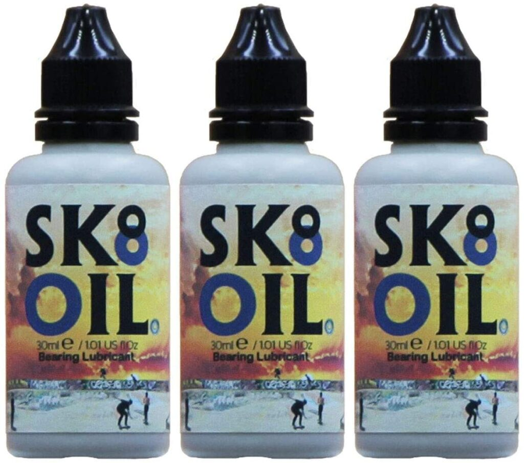 GREEN-OIL-SK8-Stakeboard-Bearing-Lubricant