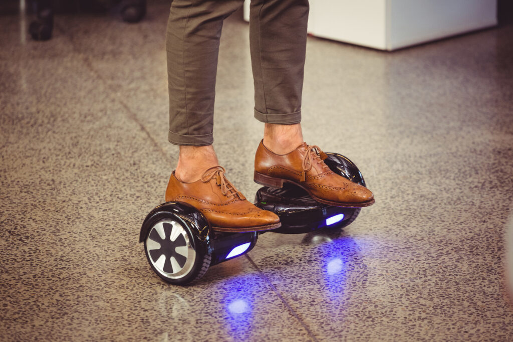 Calibrate A Hoverboard