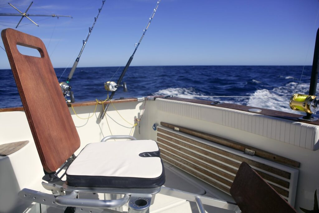 How to install boat seat pedestal base